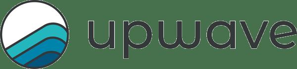Logo upwave . digital services